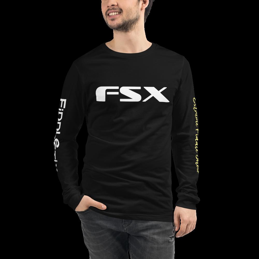 Fiddlestix - FSX - Unisex Long Sleeve Tee
