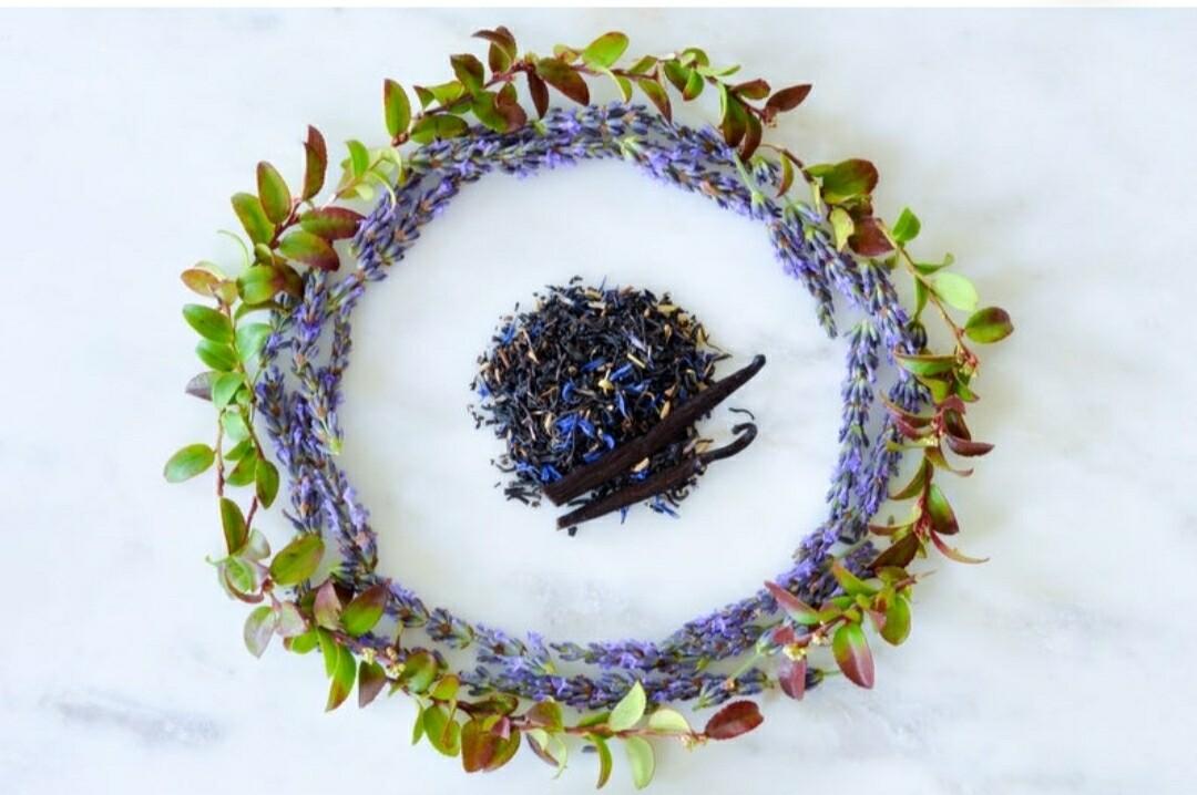 Botanical Sea Salt / Lavender Vanilla