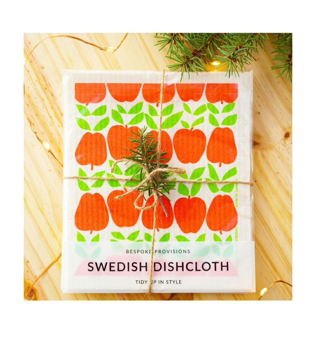 Apples Swedish Dish Cloths