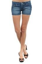 Blue Rico Shorts