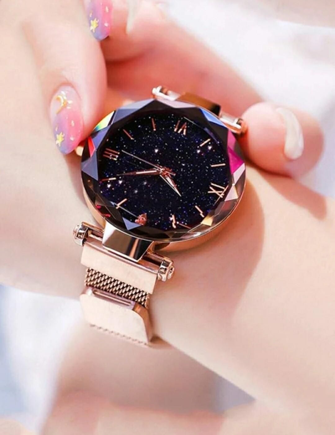 Starry Sky Quartz Watch