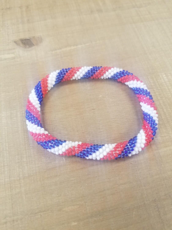 USA Color Nepal Bracelet