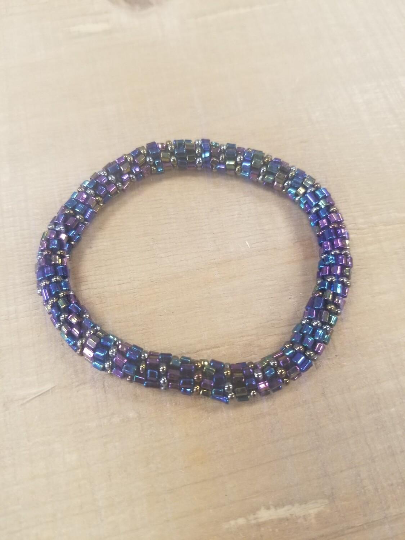 Metallic Nepal Bracelet