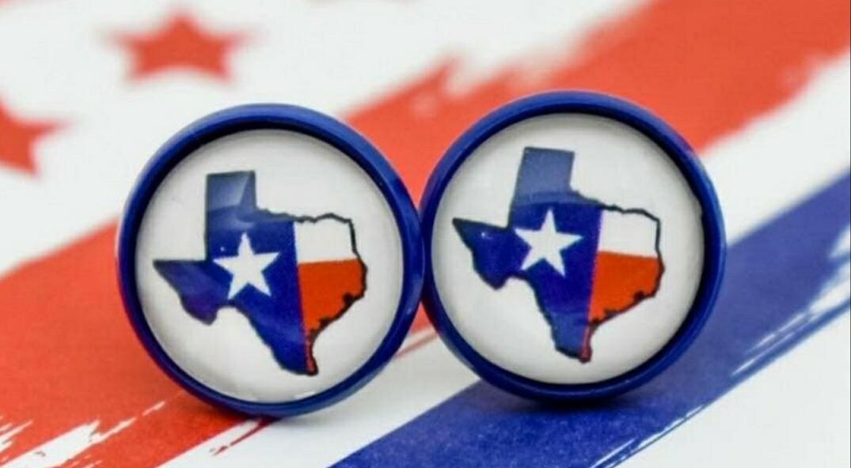Blue & Texas Earrings