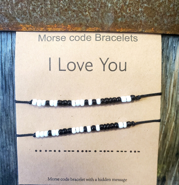 2pcs Bead Bracelet