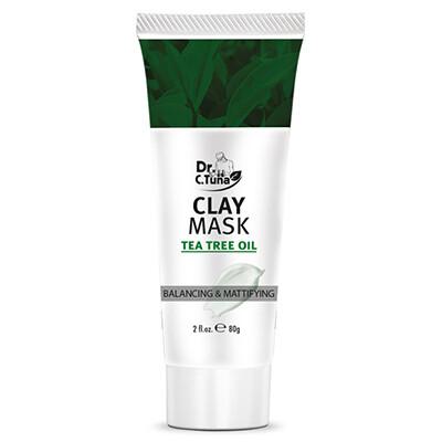 Tea Tree Clay Mask 2.82oz