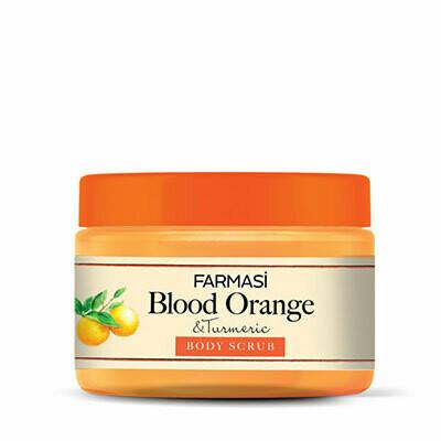 Blood Orange Body Scrub 8.5oz