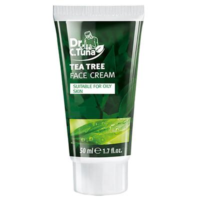 Tea Tree Face Cream 1.7oz