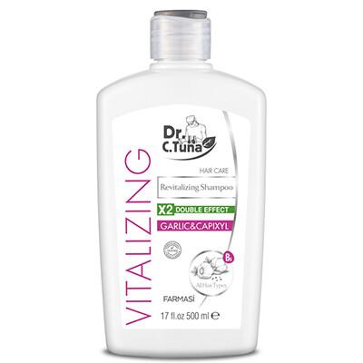 Vitalizing Garlic Extract Shampoo 500ml
