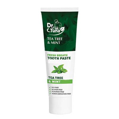 Tea Tree & Mint Tooth Paste 3.95oz