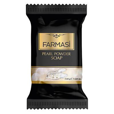 Pearl Powder Soap 125grams