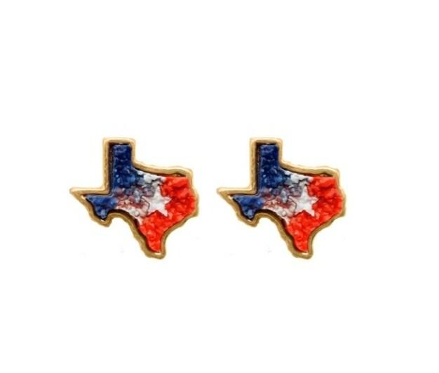 Lone Star Texas Earrings