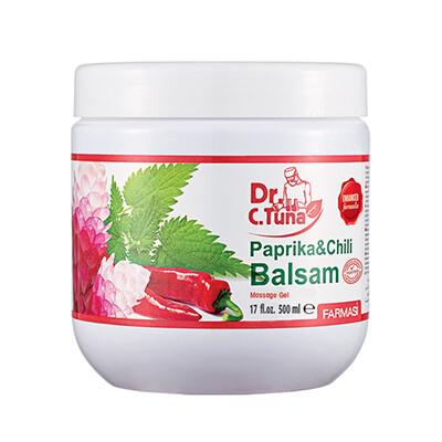 Balsam Paprika Massage Gel 17oz.