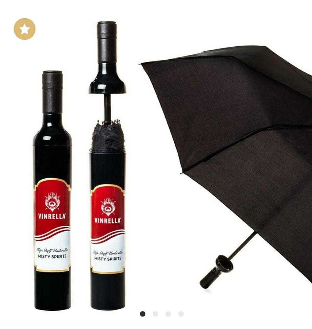 Misty Spirits Wine