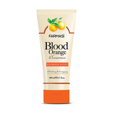 Blood Orange & Tumeric Body Lotion 6.7oz