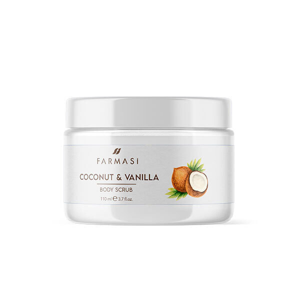 Farmasi Coconut & Vanilla Body Scrub