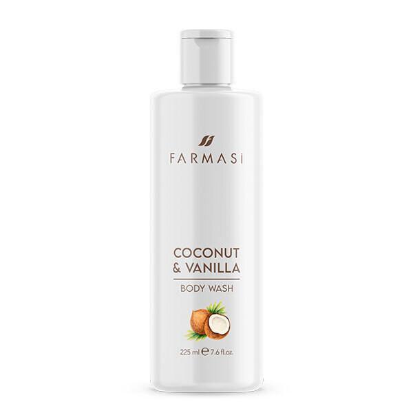 Farmasi Coconut & Vanilla Body Wash