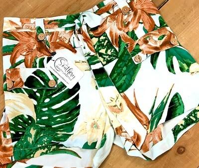 Tropical Shorts Large