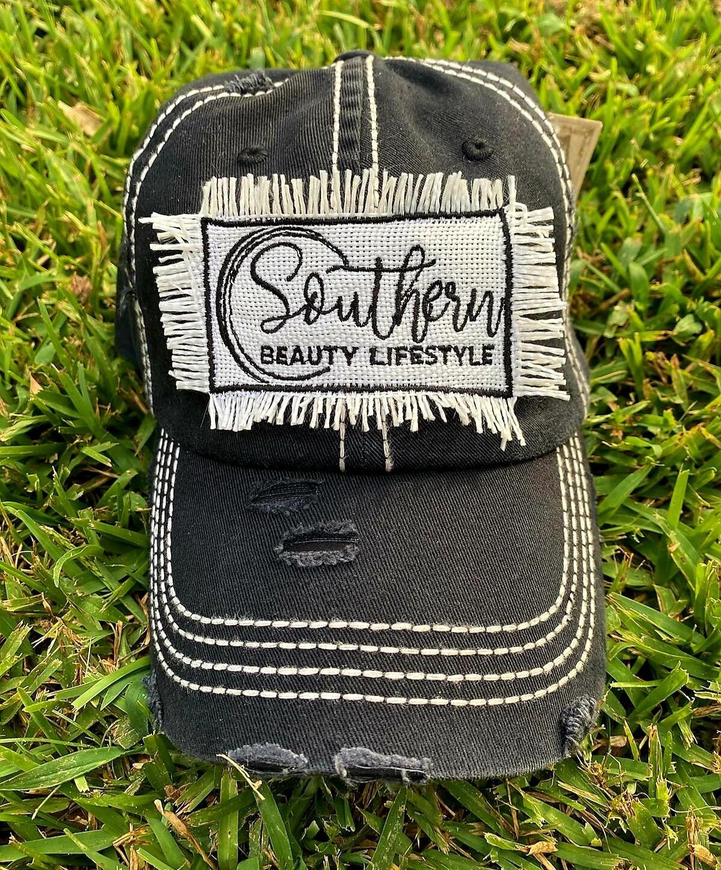 Southern Beauty Lifestyle Patch Hats