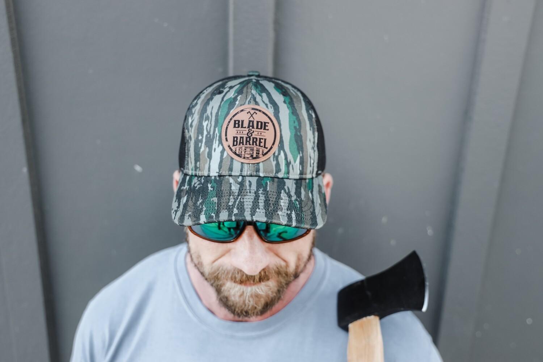 Trucker Hat - Camo