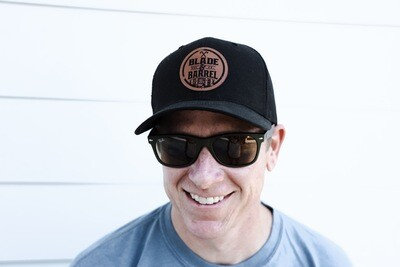 Trucker Hat - Black