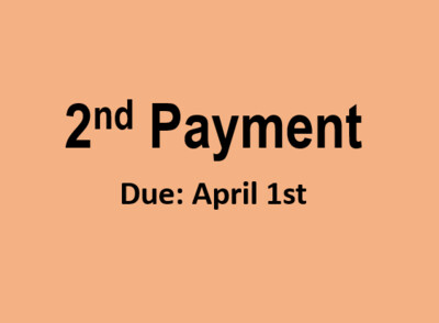 Hi Stakes 2nd Payment