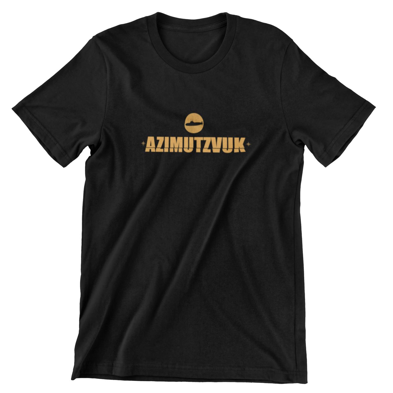 """Футболка """"AZIMUTZVUK"""""""