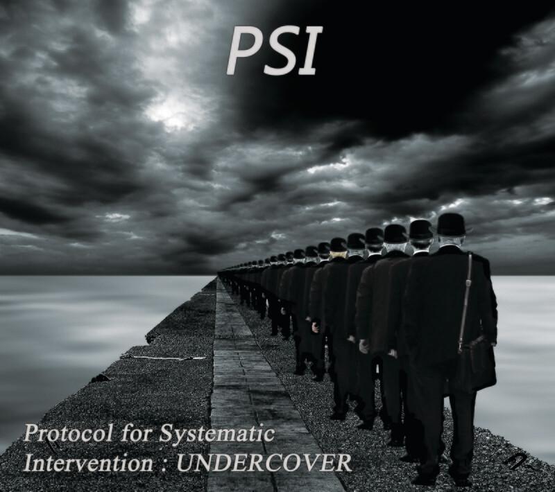 """PSI - """"Undercover"""" ( 2 CDs - CD Album + EP)"""