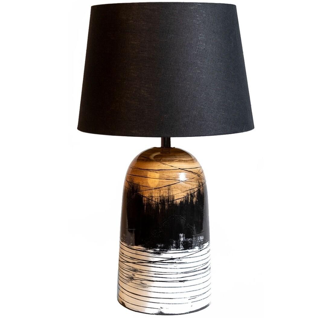 Serenity lamp with Shade
