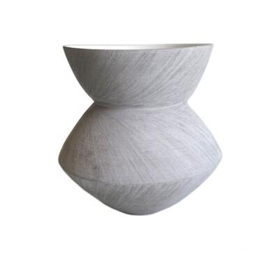 Stone Scratch Vase