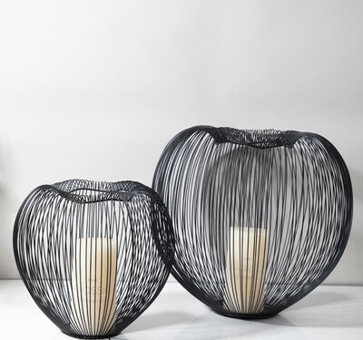 Wire Vase