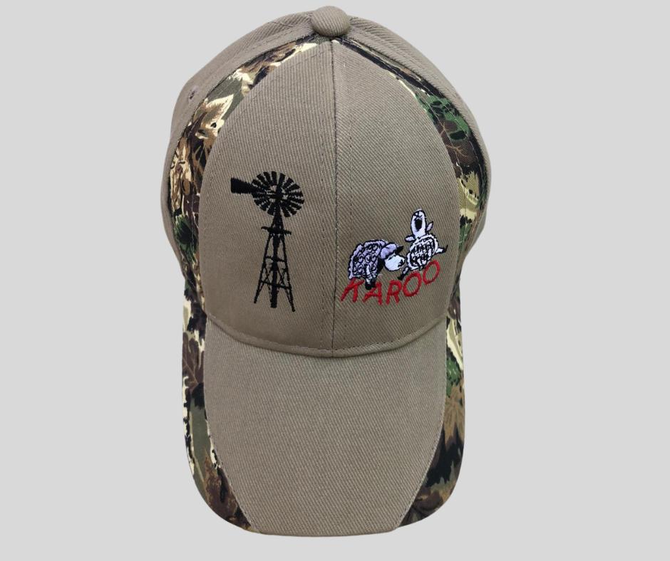 MANS PET/ MEN'S PEAK CAP