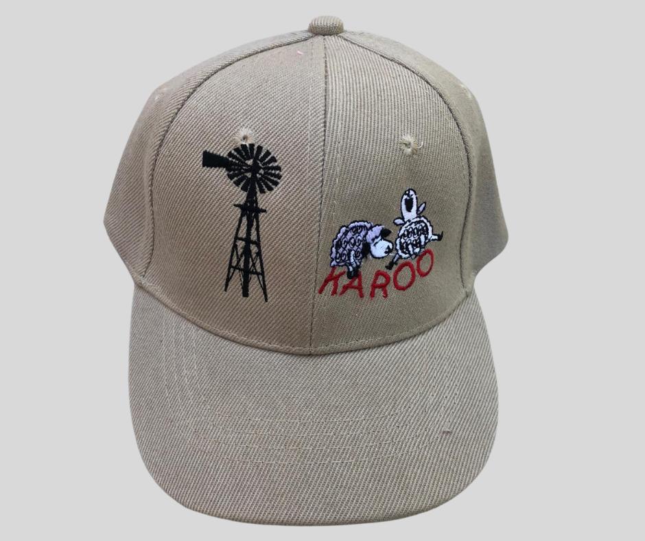 SEUNS PET/ BOY'S PEAK CAP