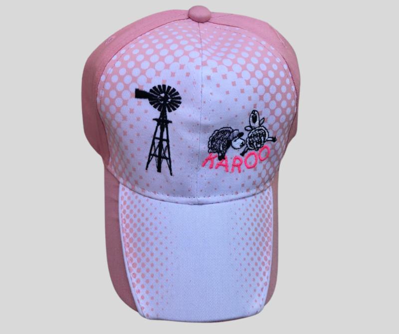 DAMES PET/ LADIES PEAK CAP