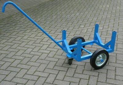 Rohr- und Plattenwagen (MAXI)