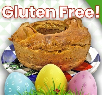 Casatiello Gluten Free