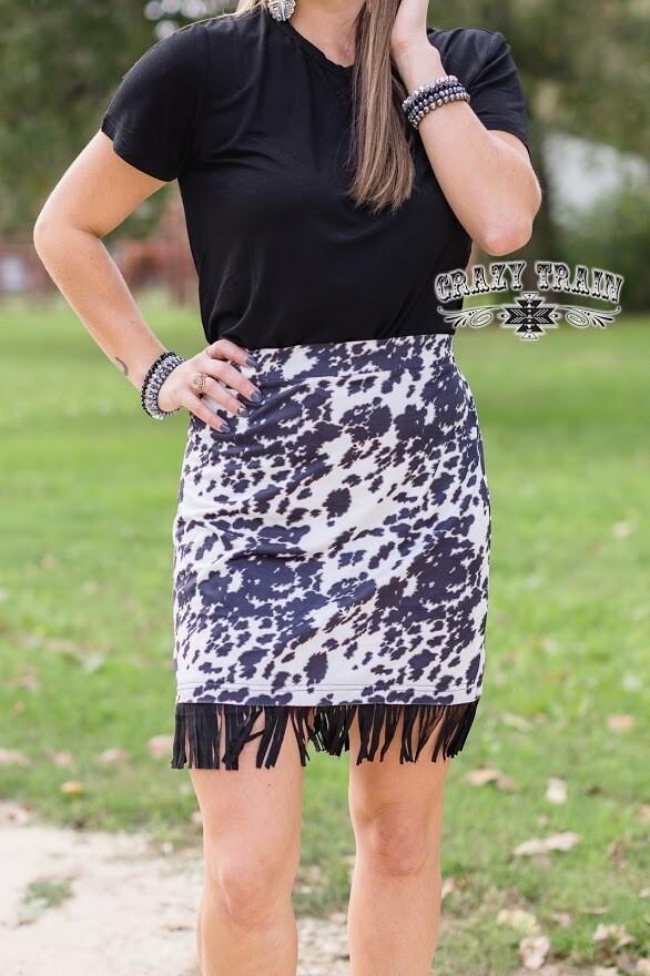Annie Oakley Skirt