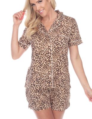 Pajama Set | Short Sleeve