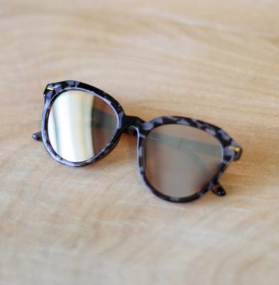 Panama Sunglasses Gray/Rose
