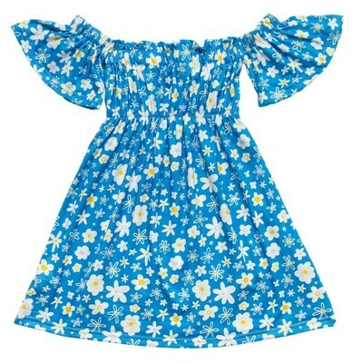 Just Daisy Off the Shoulder dress