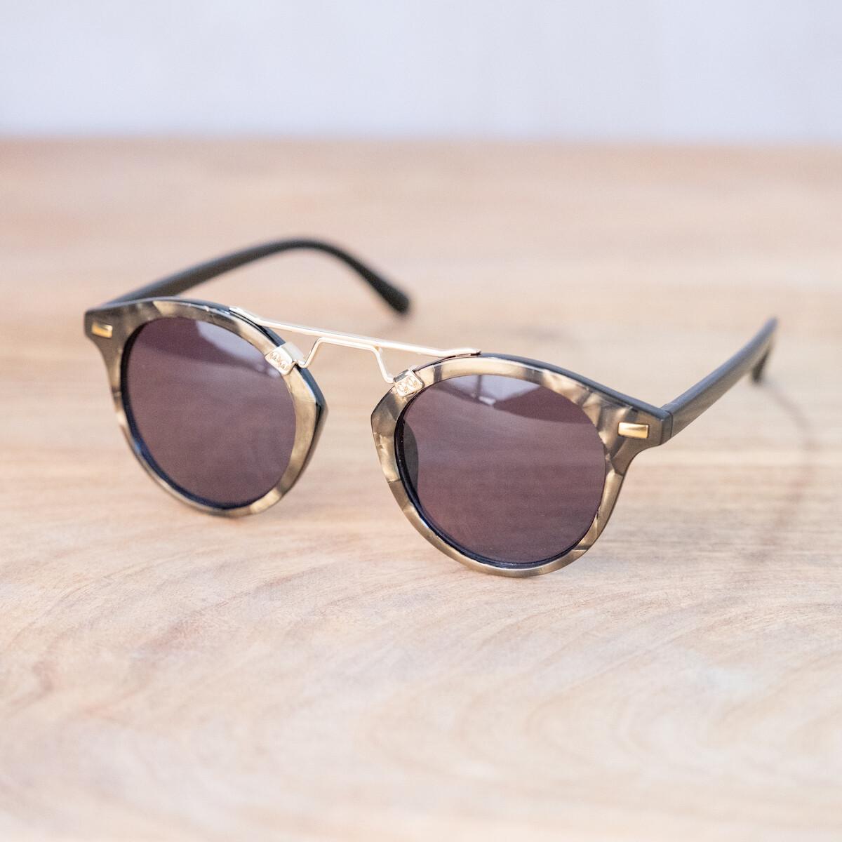 St. Augustine Sunglasses Gold/Black