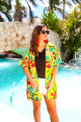 Walking On Sunshine Kimono