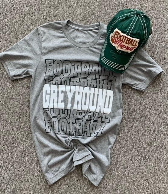 Football Repeat Greyhound