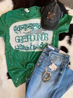 Cheetah Greyhound TShirt