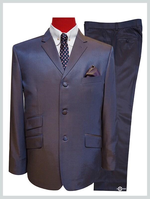 two tone suit|golden blue two tone tonic suit 60s fashion mods