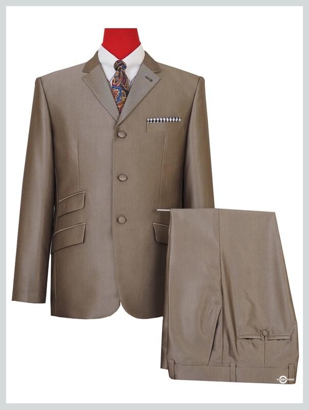 tonic suit|mod clothing 60s fashion gold tonic suit for men