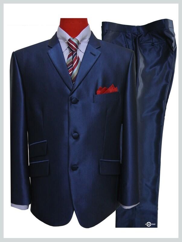 tonic suit|navy blue 60s mod fashion men tonic suit