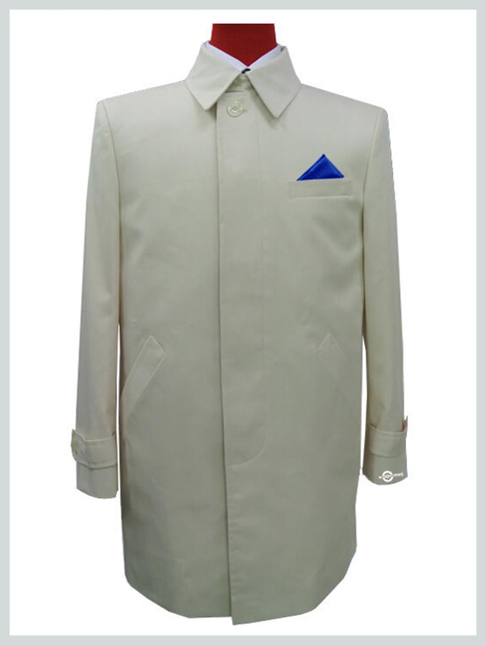 mac coat mens  original 60s mod cream vintage mac coat for men