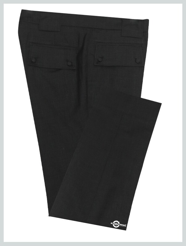 Charcoal Grey Trouser For Men's