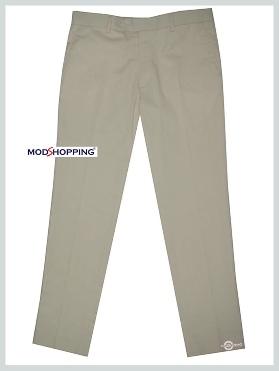 Sta Press Trousers| 60s Mod Classic Cream Mens Trouser